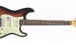 エレキギターシリーズ「ストラトキャスター」