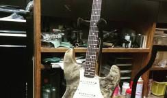 個人制作家のギター