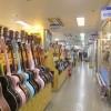 韓国の楽器屋での思い出①