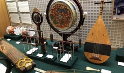 楽器博物館行ってきましたので楽器の話を①