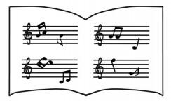 五線譜が読めると