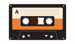 懐かしの音楽の記憶~カセットテープ編