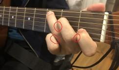 上手くなるヒント~指と指の接触の意識~