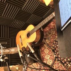 レコーディングしました①~レコーディング前の下準備~